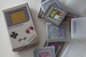 importing retro japanese games
