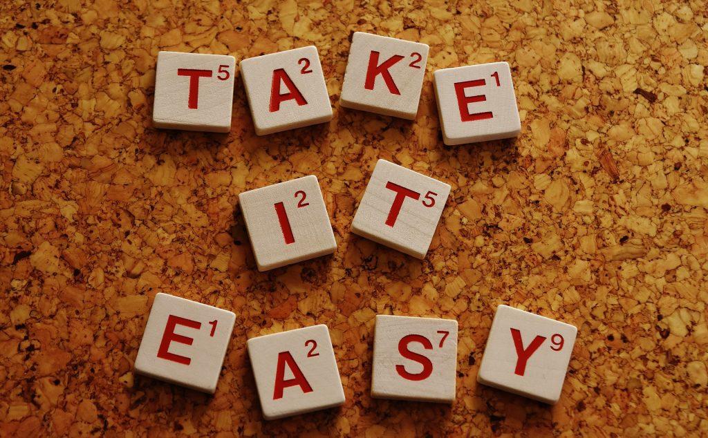Take it Easy - Steve Kaufmann